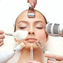 Nekirurški posegi na obrazu